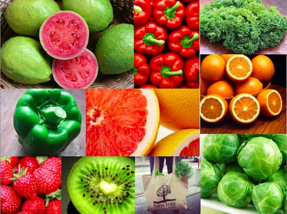 Best Food Sources Of Vitamin C