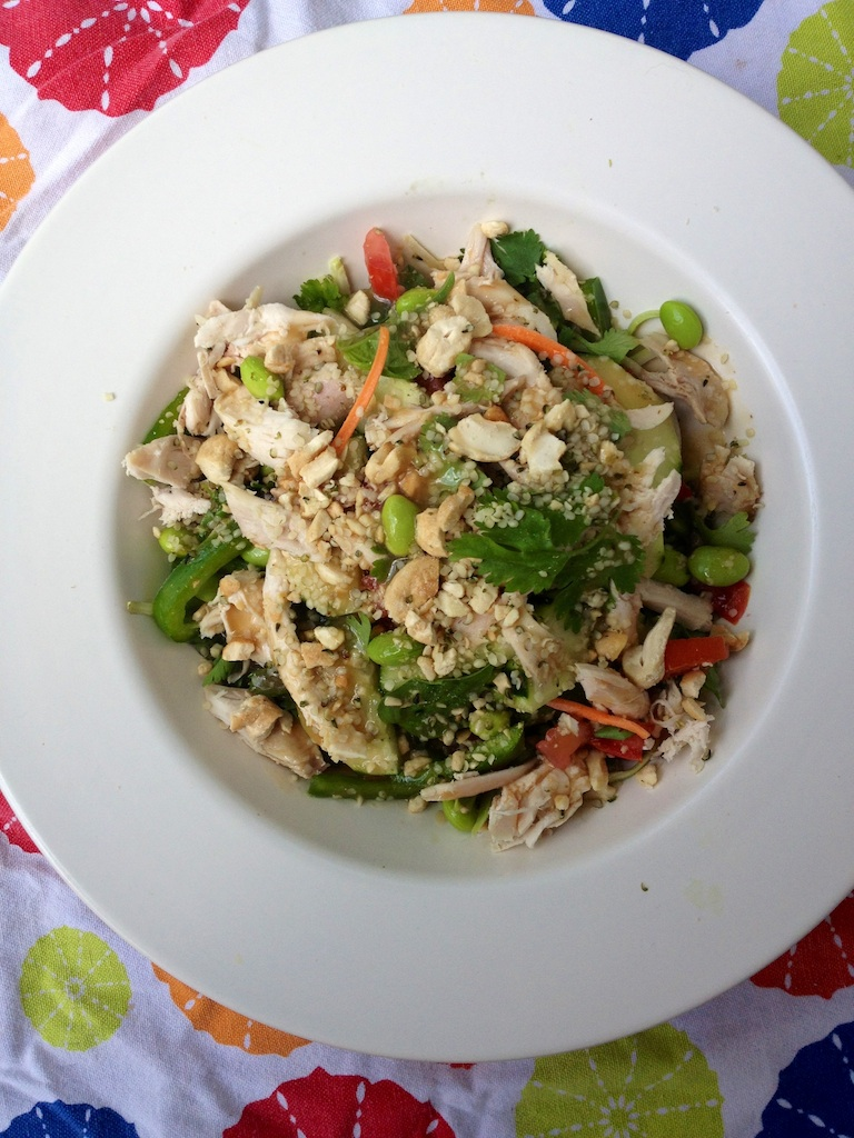 Jessica's World Famous Happy Asian Chicken Salad_2
