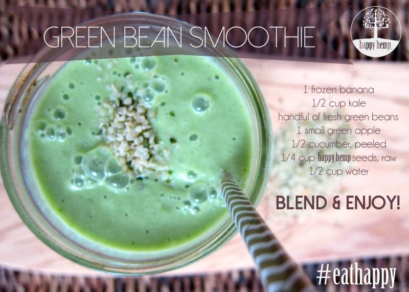 green bean smoothie copy
